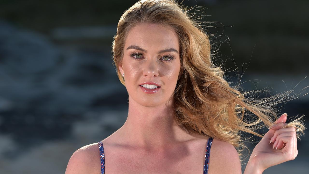 Miss World Australia entrant Samara Welbourne.