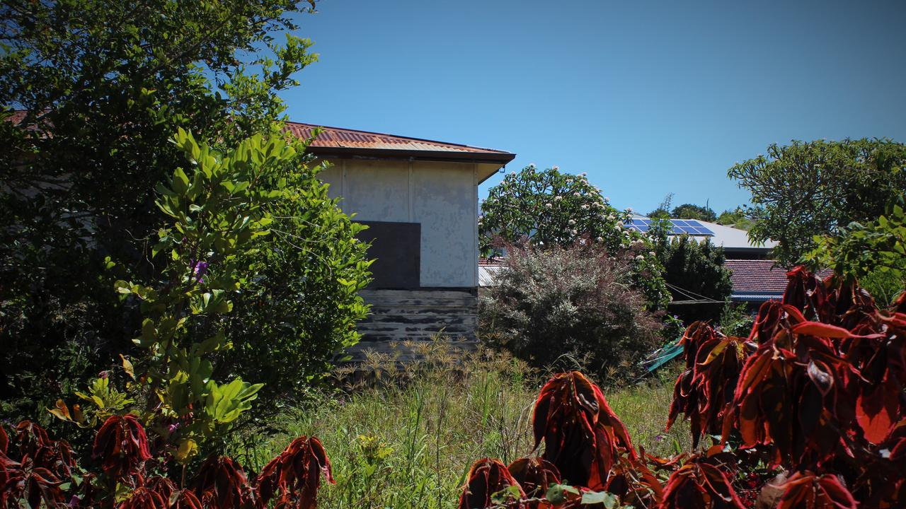 47 Collingwood St, Coffs Harbour has been vacant for years and was the scene of a brutal murder in 2013. Photo: Tim Jarrett
