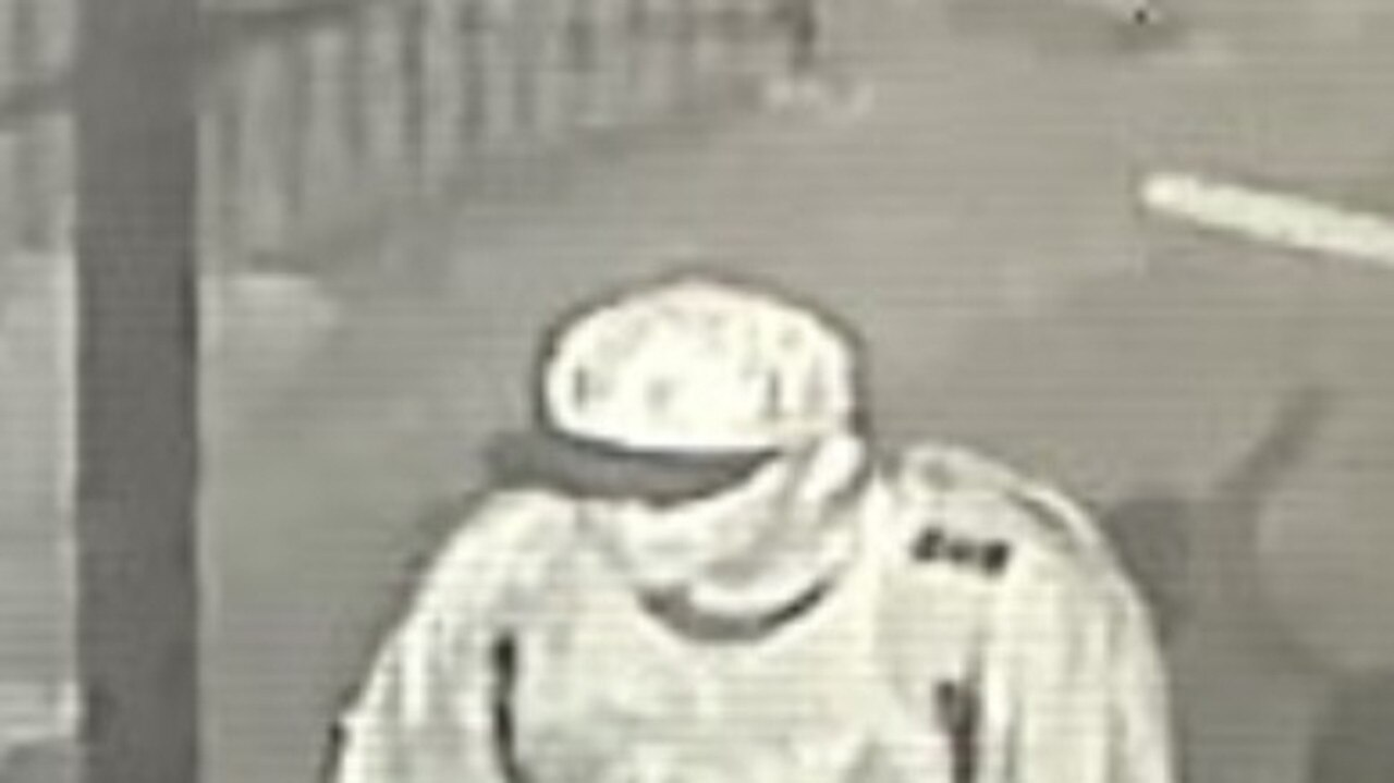Police need your help identifying this man that stole a motorbike from an Esk business.