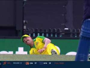 Warner done for ODI, T20s against India