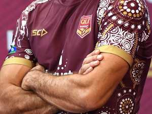 Maroons legends to visit rural Queensland hero