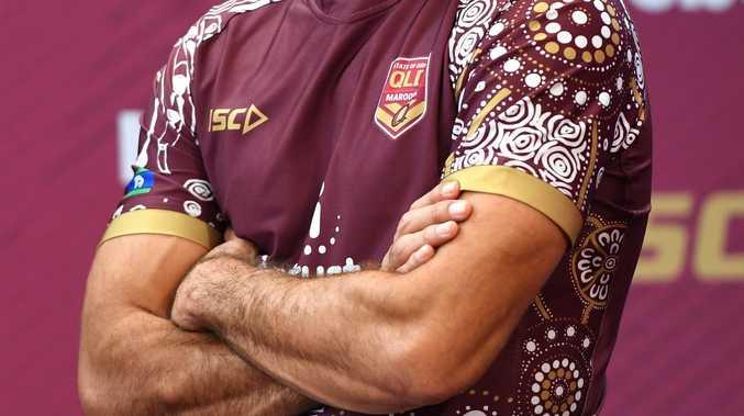 Maroons legends to visit rural Queensland hero