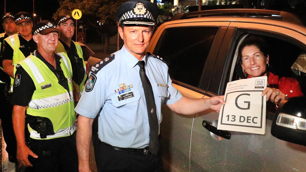 Queensland Border Opens