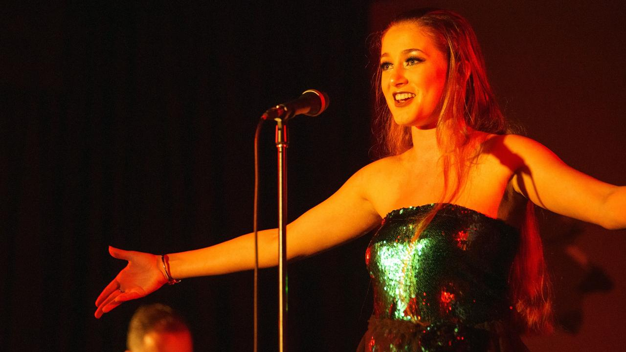 The talented Emma Tomlinson is destined for a big career in the performing arts.