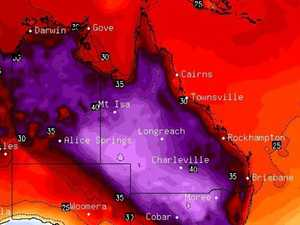 Mercury soars to 44.6C as state roasts