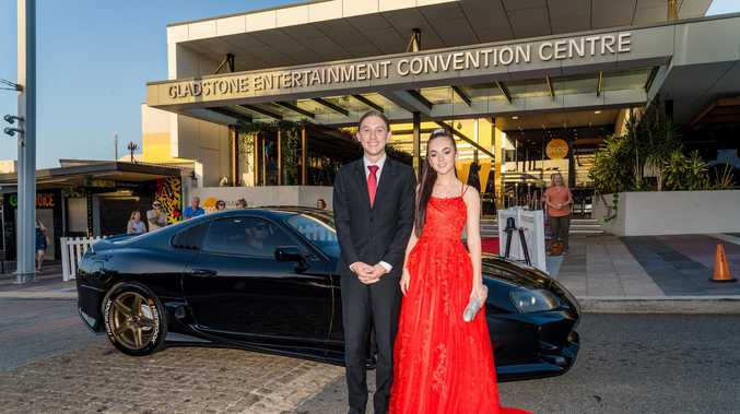 GALLERY: All the glitz and glamour at Trinity College formal