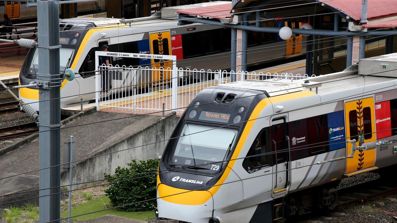 Transport is vital considering Brisbane's rapid growth. Picture AAP/David Clark