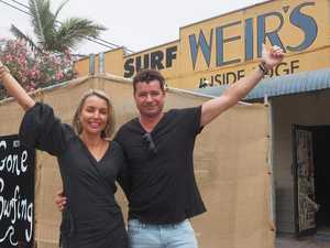 Coast business owners' plans for iconic surf shop site