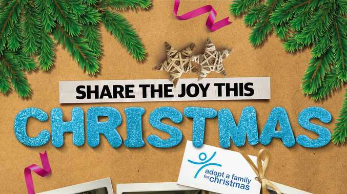 How you can adopt a Fraser Coast family this Christmas