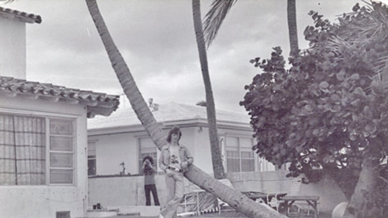The Bee Gees stayed at 461 Ocean Boulevard Miami at the suggestion of Eric Clapton. Picture: Supplied/NBCUniversal