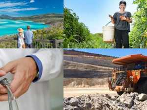 Mining, agriculture buffered 'worst of COVID-19 downturn'