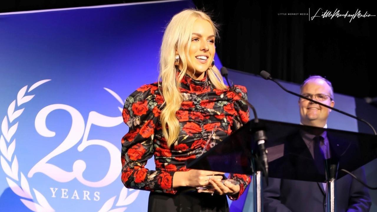 Zariah Lamont wins the 2019 Generation Innovation Challenge.