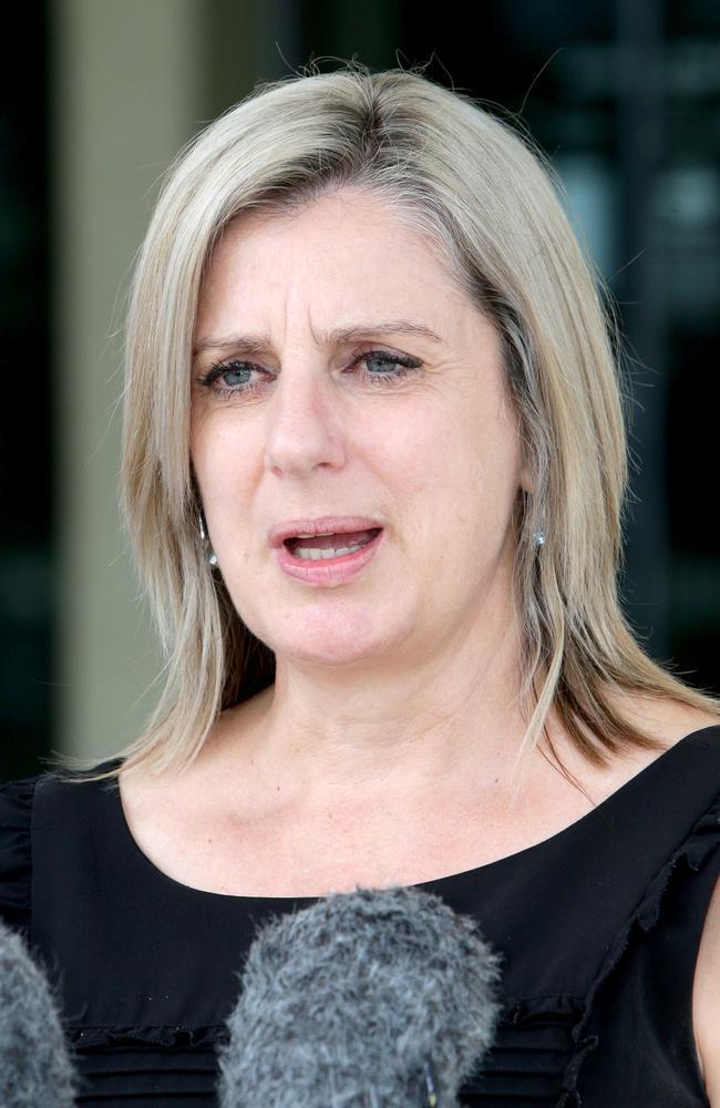 Logan Councillor Lisa Bradley. Picture: Steve Pohlner
