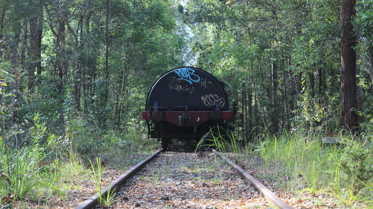 Glenreagh Mountain Railway are hoping to construct a rail trail all the way to Lowanna along 35 km of abandoned rail line. Photo: Tim Jarrett