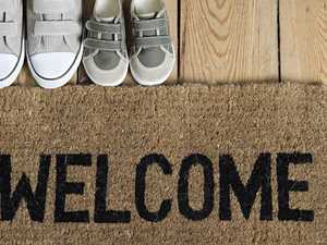 Adult 'kids' wear out welcome mat