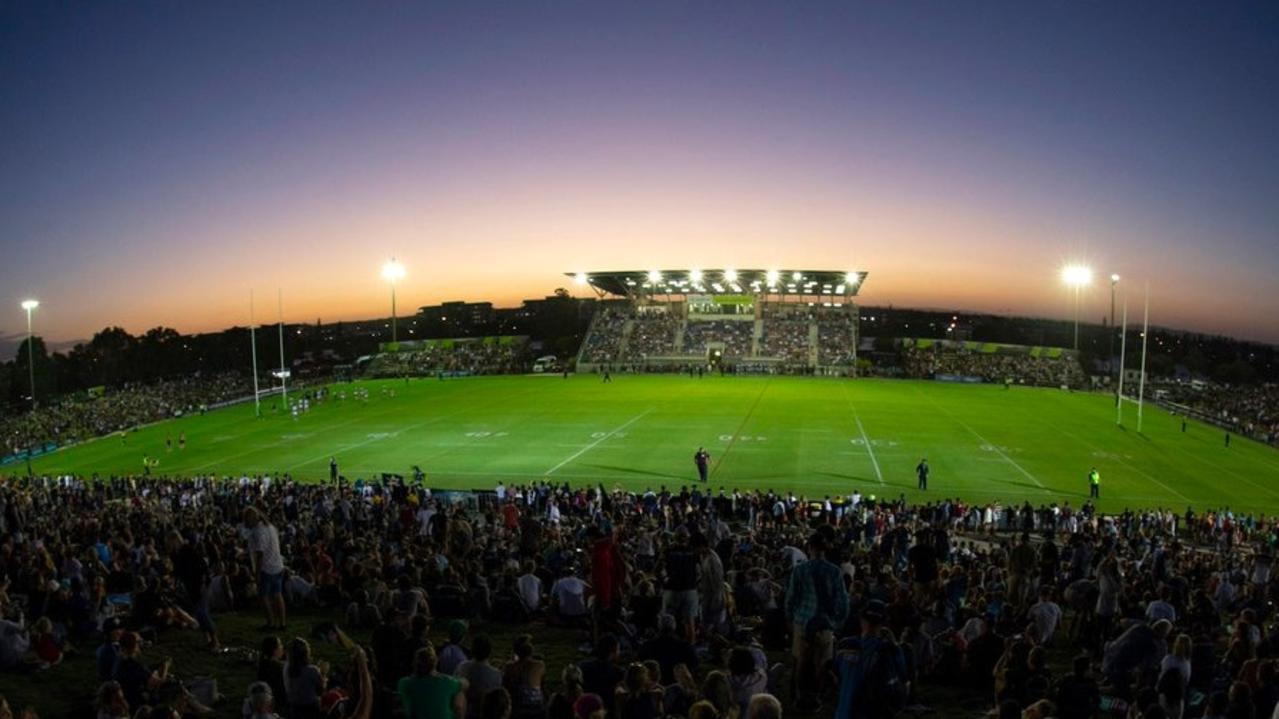 The Sunshine Coast Stadium is earmarked for a $5 million spend.