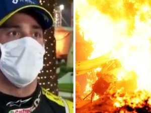 Defiant F1 shuts down disgusted Ricciardo
