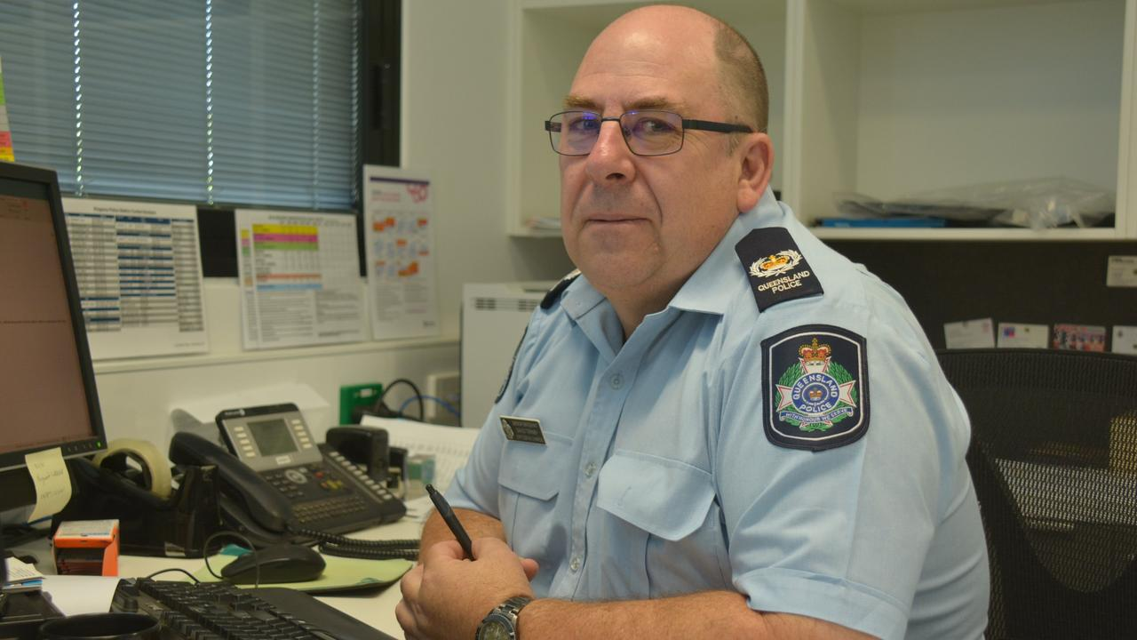Kingaroy Senior Sergeant David Tierney opens up on the devastating impacts of suicide in the Burnett. Photo/File