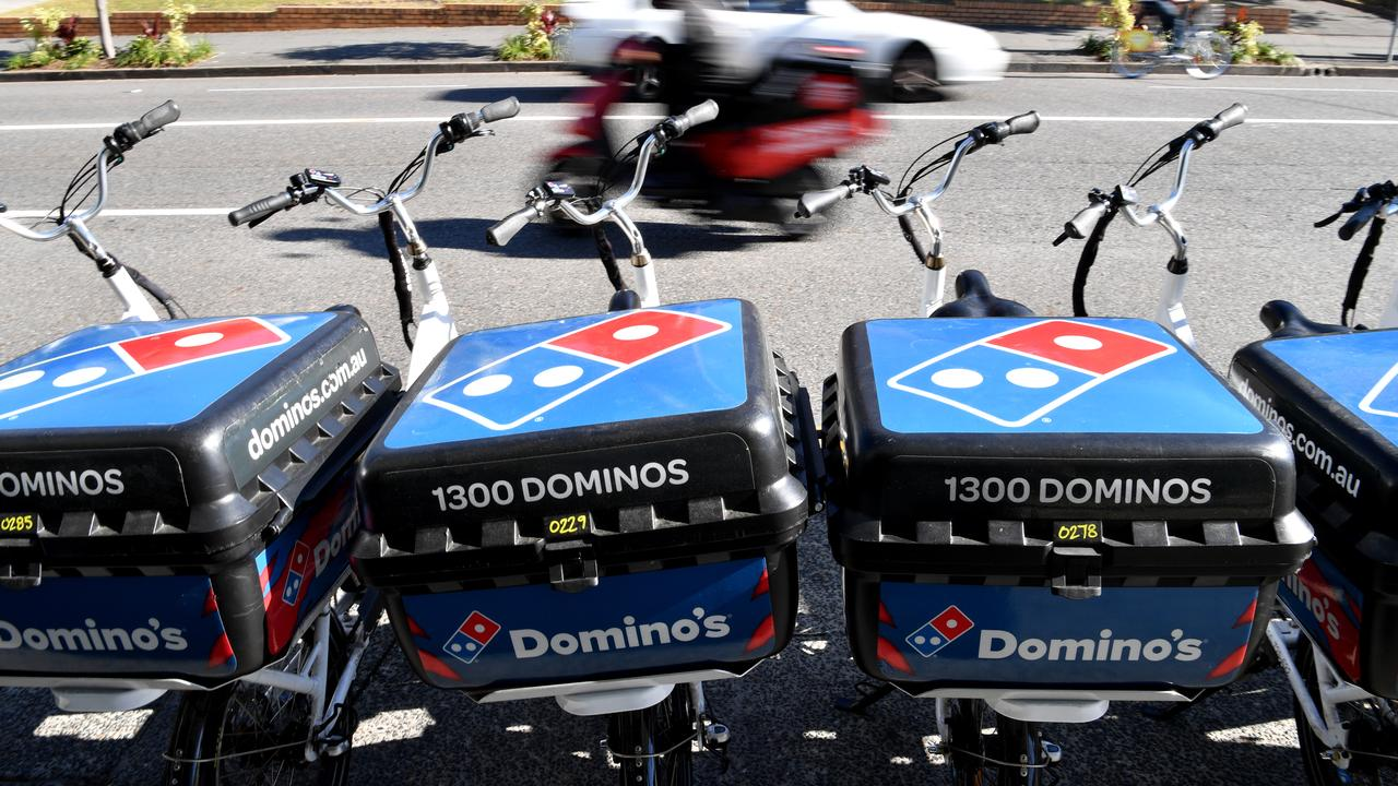 'TRAUMATISING': Stanthorpe's delivery riders have copped a wave of abuse in the past year. (AAP Image/Darren England)