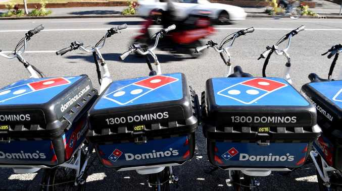 Domino's staff 'terrorised' with shocking violence