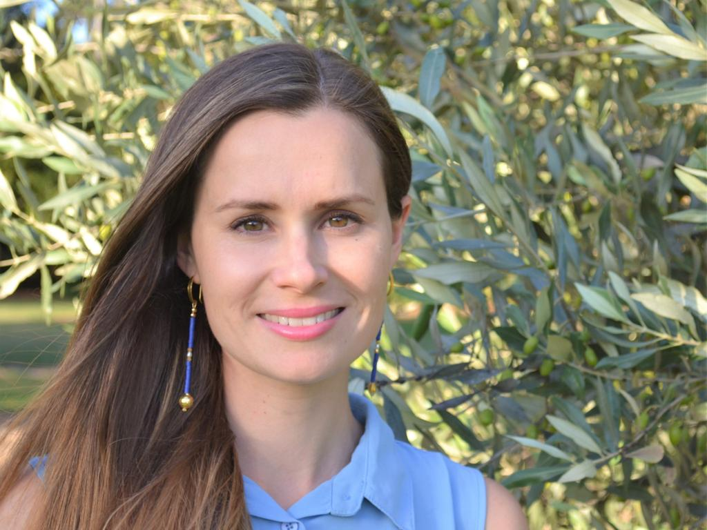 Kylie Moore-Gilbert has thanked her supporters. Picture: University of Melbourne.