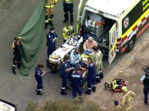 Tradie injured in horror worksite incident