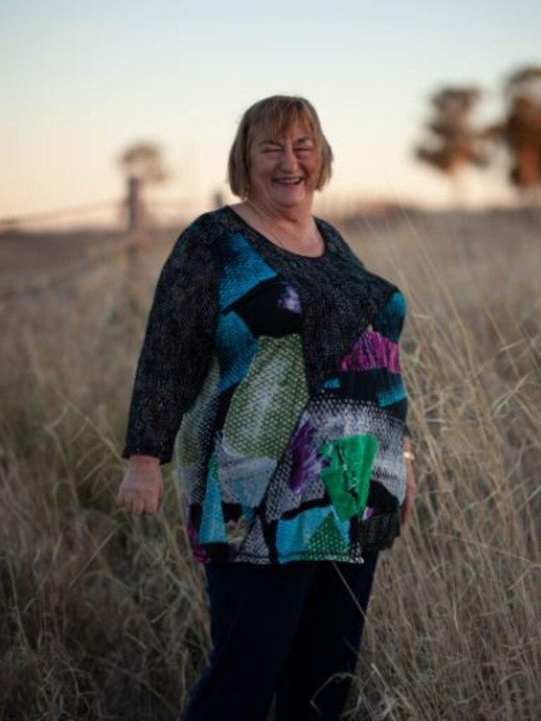Sue McDonald.