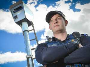 REVEALED: Number of Gladdy speeders, red light runners