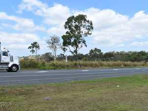Car found down embankment after Sarina crash