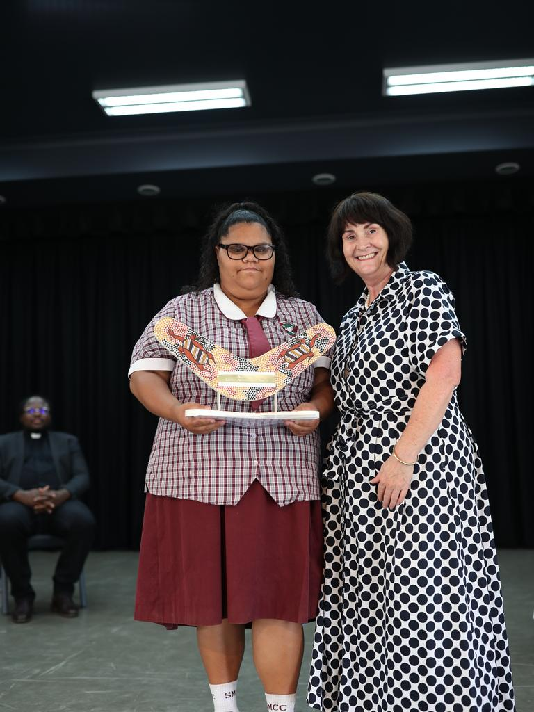 Courtney Boney, Aunty Daisy Deadly Achievement Award.