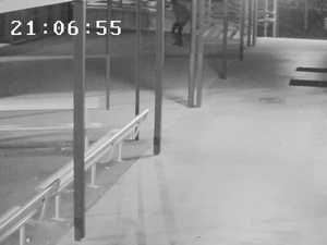 Police release CCTV from Rockhampton State High