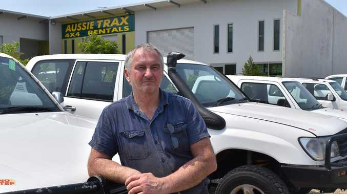 """Death by a thousand cuts,"" 4WD boss hit by disaster trilogy"