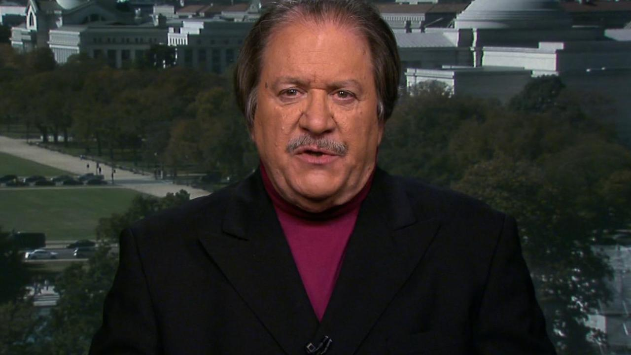 Lawyer Joe diGenova, a member of the President's legal team.