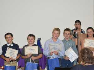 YEAR 6 GRADUATION: St Joseph's Primary School Gayndah