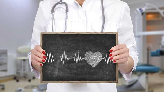 HEART ATTACK: How your area's heart health rates