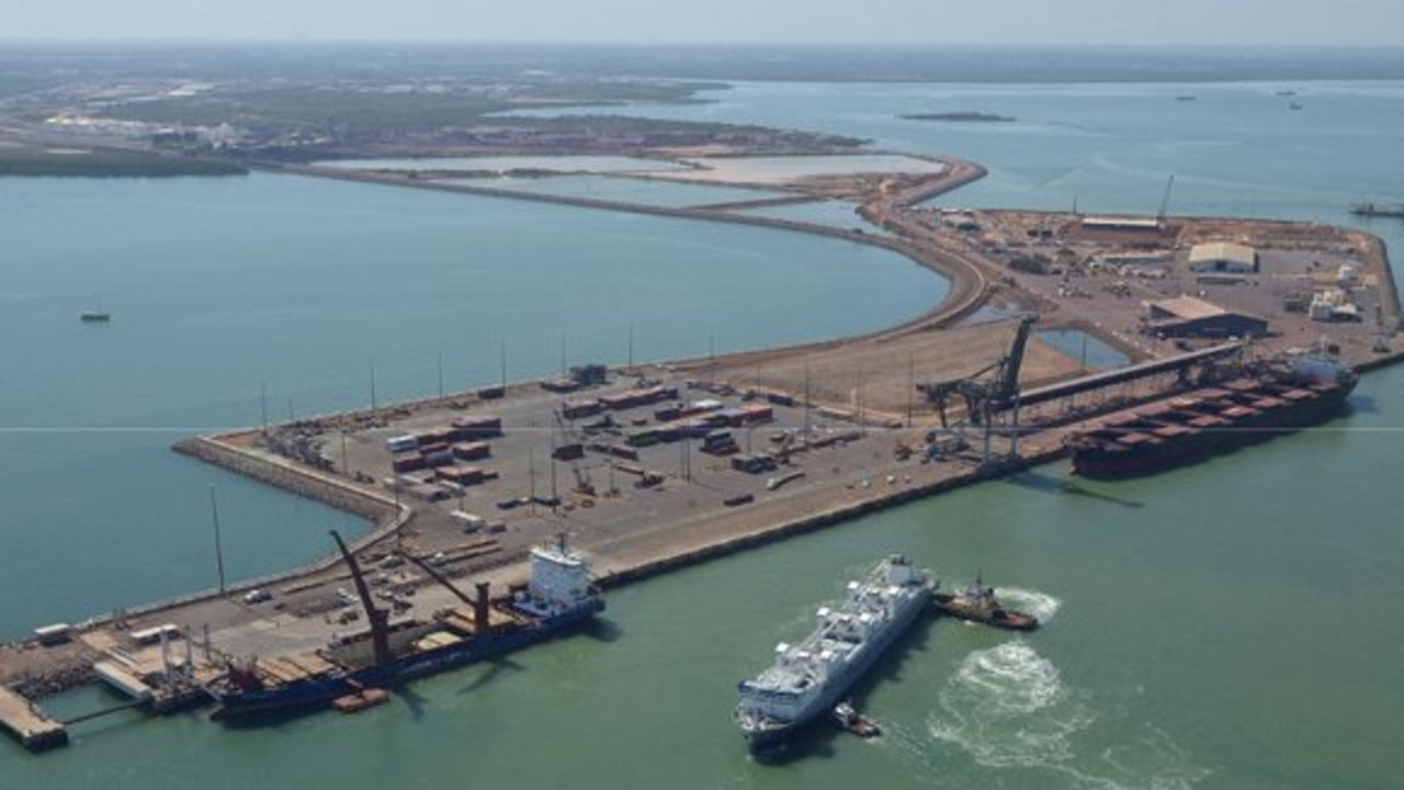 China's ownership of Darwin Port has been a source of contention and concern for some time.