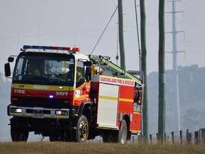 UPDATE: More crews to battle bushfire near Yeppoon