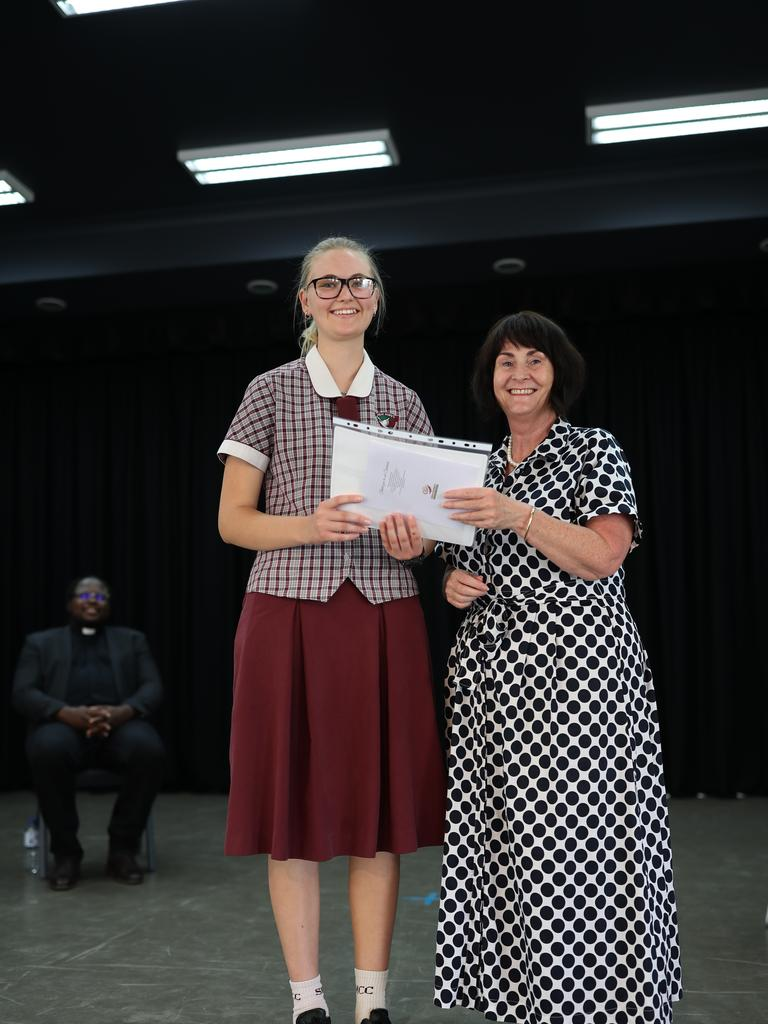Jessica Taylor, Kingaroy Chamber of Commerce and Industry Bursary Award.