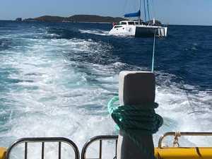 Hazardous weather proves beneficial to coast guard