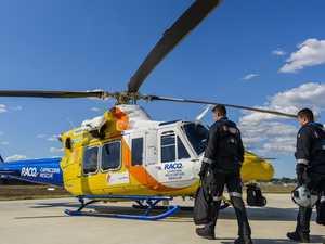 UPDATE: 72yo man in hospital after 4.5 hour chopper rescue