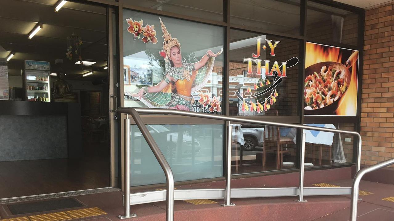JY Thai on 159 Palmerin St