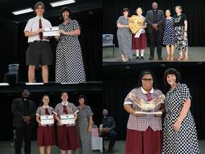 AWARDS: St Mary's students excel despite turbulent year