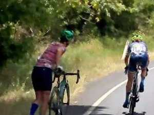 Cyclist could be Gigante on the world stage