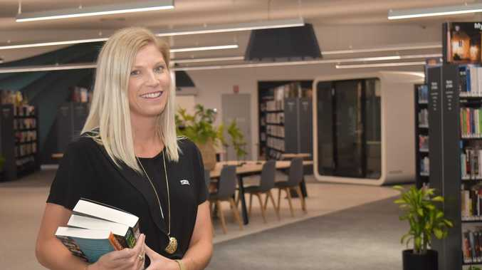FIRST LOOK: Inside new $17 million CBD library