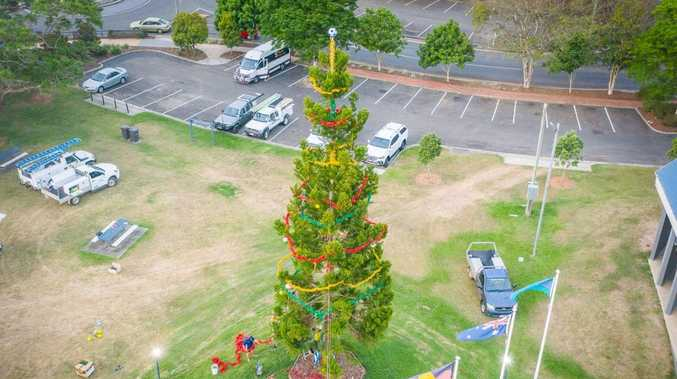 'Gympie's Christmas spirit not driven by the council'