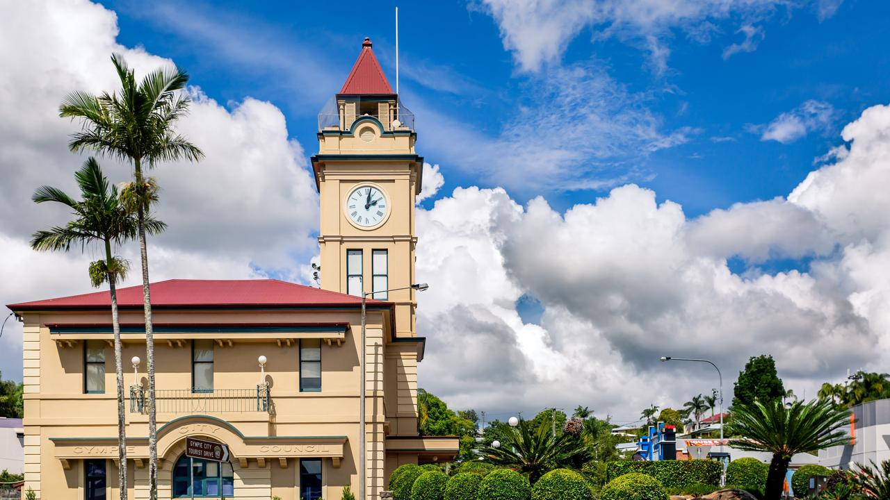 """""""It's a lot of money; it should be working"""": Gympie council CEO Shane Gray."""
