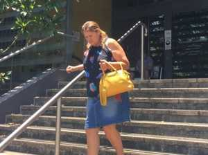 'Disgusting': Overprotective mum coughs in face of victim