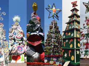 VOTE: Which Lismore Christmas tree is your favourite?