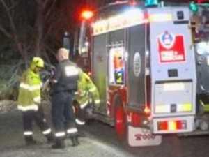 Two dead in horror chopper crash