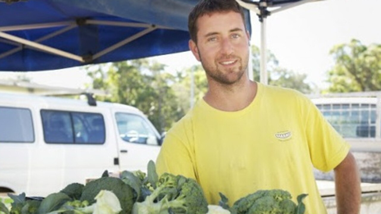 Will Everest from Everest Farms will be at the new Tweed Farmers Market.